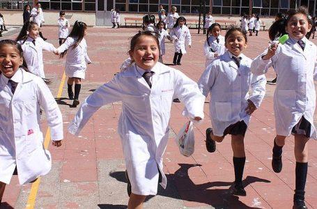 El lunes 4 de marzo comienzan oficialmente las clases en Talca