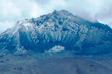 Mantienen alerta amarilla por actividad del complejo volcánico Planchón- Peteroa