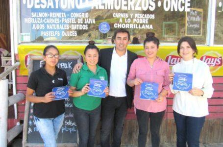 Chao Bombillas Plásticas: restaurantes de Constitución adhieren a campaña