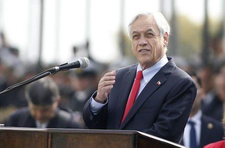 Presidente Piñera anuncia reducción de 80% en cargos de acceso de telefonía móvil