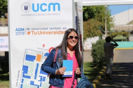 Variado programa dará la bienvenida a los nuevos estudiantes de la UCM