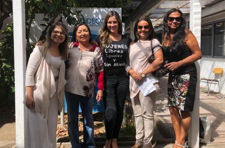 """""""Fundación Mujeres"""" se constituye en Talca en el Día de la Mujer"""