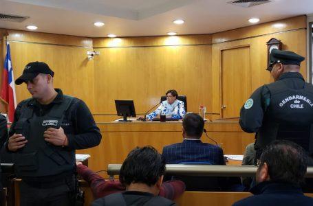 Juzgado de Garantía de Talca deja en prisión preventiva a exteniente de Carabineros imputado por homicidio