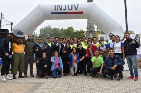 350 deportistas participarán en elIron Maule