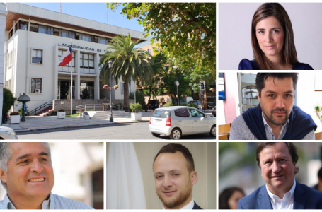 Elección abierta en Talca: Solo el 34% de los talquinos votaría por Juan Carlos Díaz