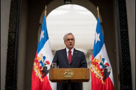 Presidente Sebastián Piñera inaugura la ampliación del Estadio Fiscal de Talca