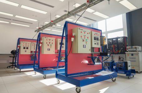 Universidad de Talca inauguró edificio de Ingeniería Civil Eléctrica