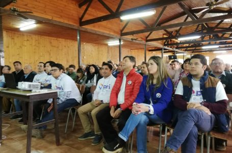 Directiva nacional del PRI confirma apoyo a Andrea Camargo a la alcaldía de Talca