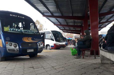 Empresarios de buses presentan querella contra director de la Corporación Municipal de Desarrollo  de Talca