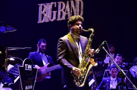 La Golden Big Band prepara concierto en el GAM