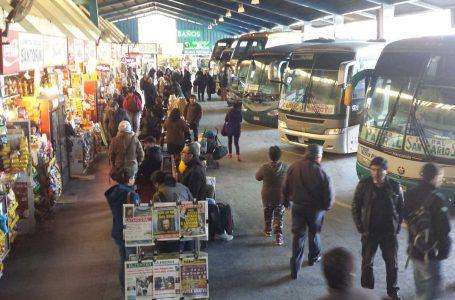 Alcalde Juan Carlos Díaz entregó el Terminal a privados y pasajes subirán el doble