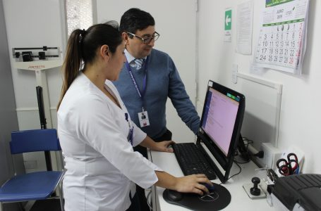Primera posta en el Maule conectada a Hospital Digital Rural