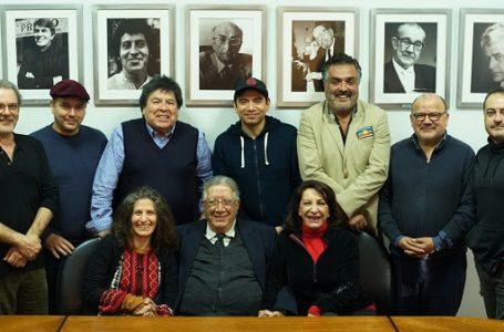 SCD ratifica a Horacio Salinas como su presidente