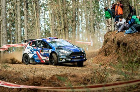 Fecha del Rally Mobil se correrá en Curicó