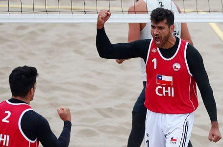 Chile podría obtener su primer oro en voleibol playa