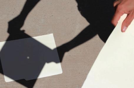 Las formas seguras de contemplar el eclipse solar