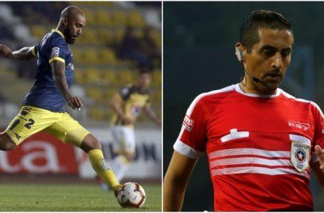 Campeonato Nacional: partido de Curicó Unido termina con jugador acusando racismo por parte del árbitro