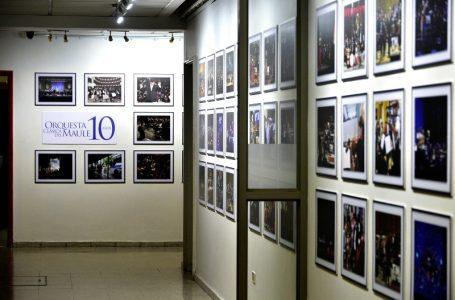 10 años celebra la Orquesta Clásica del Maule