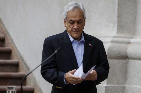 Presidente piñera escucha a los chilenos y no descarta nueva Constitución