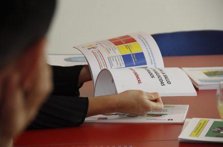 Material educativo enseña cómo prevenir los efectos de la exposición a plaguicidas
