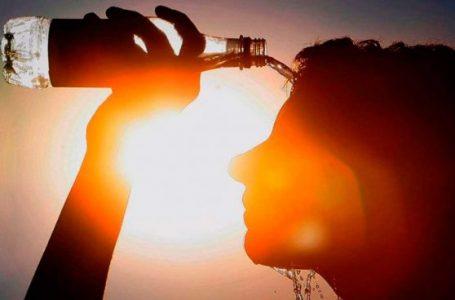 Meteorología advierte por altas temperaturas en la región
