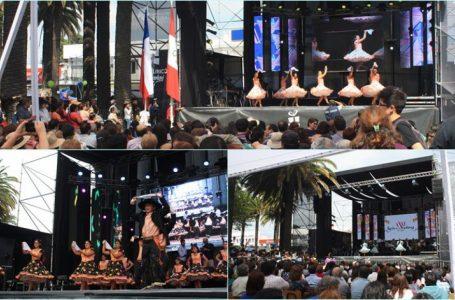 Folcloristas defienden realización de la Fiesta de la Vendimia
