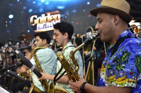 Golden Big Band se presentará en la Plaza Independencia en Talca