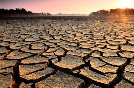 Sector sur de la laguna Torca está totalmente seco