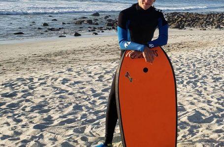 Joven de Molina se convierte en héroe luego de salvar dos vidas con su tabla de Bodyboard.