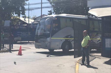 Buenas noticias: se logró acuerdo en el Terminal de Buses de Talca.