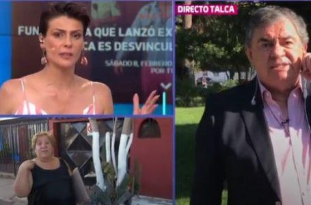 Aseguran que alcalde de Talca maneja los medios de comunicación locales para esconder lo que pasa en el municipio