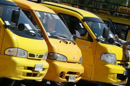Conoce las exigencias que deben cumplir los vehículos de transporte escolar