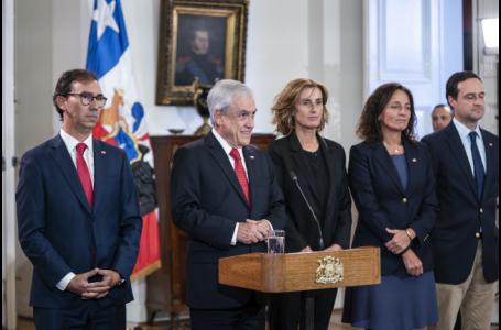 Cambio en el ministerio de Educación: sale Cubillos y asume Figueroa