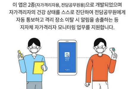 La app que ayuda a controlar propagación del coronavirus en Corea del Sur