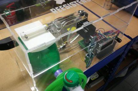 En España comienzan a fabricar respiradores con impresoras 3D debido a emergencia por coronavirus