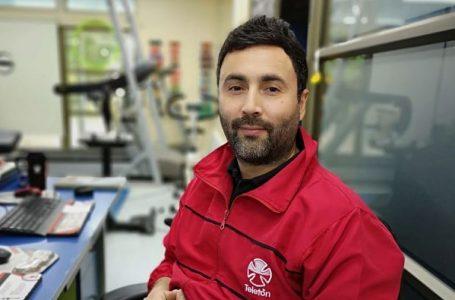 Cristián Cherif obtuvo primera mayoría en elecciones del Consejo de la Sociedad Civil de la Actividad Física y el Deporte