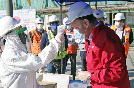 Ministro de Obras Públicas dio positivo a examen de Covid-19