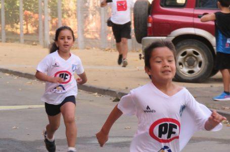 Alta inactividad de menores reveló Encuesta Nacional de Hábitos de Actividad Física