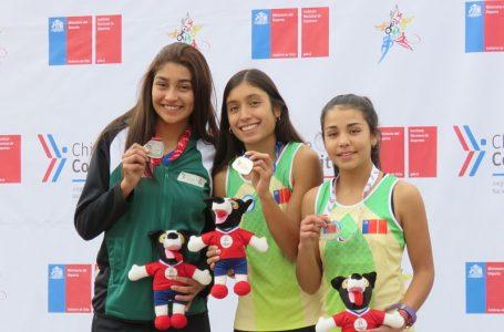 Cauquenina Franchesca Espinoza quedó rankeada N° 2 en Atletismo Adaptado Mundial
