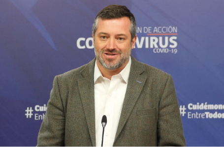 Ministro Sichel anuncia acceso al Registro Social de Hogares sin Clave Única