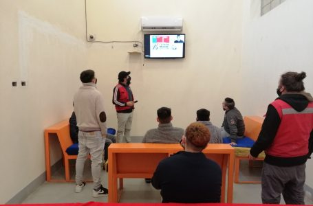 Centros del Sename de la región reciben clases virtuales de actividad física y deporte