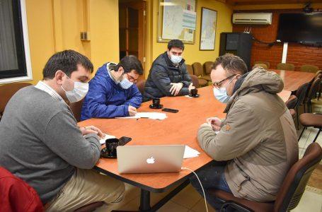Intendente Prieto priorizará ayuda social y reactivación económica en el Maule