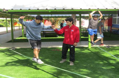 Presentarán cápsulas de actividad física y deporte en centros de la red Sename
