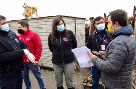 Dirección del Trabajo suspende a dos empresas por infracciones a la cuarentena en Curicó