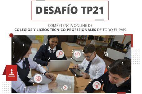 """INACAP Sede Talca invita a los estudiantes de la Región del Maule a ser parte del """"Desafío TP 21"""""""