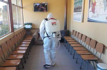 Covid-19: Municipalidad de Vichuquén trabaja para evitar contagios secundarios