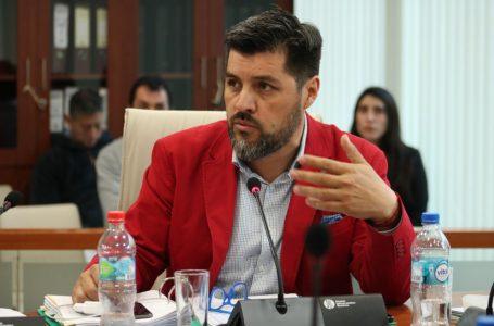 """Rodrigo Sepúlveda: """"tenemos todo para triunfar y lograr el cambio de paradigma, solo falta lealtad"""""""