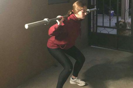 Atleta Catalina Cárcamo reacomoda su agenda para el Mundial de Kenia