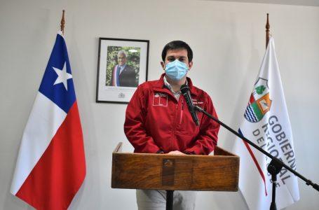 Por primera vez desde que inició la pandemia, Talca retrocede a cuarentena