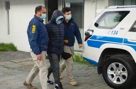 Detenido presunto homicida de joven mujer en Curicó